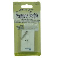 Findings Forms Ear Wire Swoop Jig