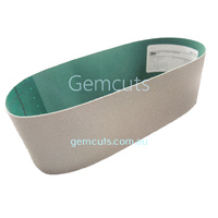 3M Plated Diamond Dot Belts 8 Inch x 3 Inch