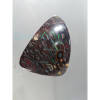 Koroit Nut Matrix Opal Picture Stone