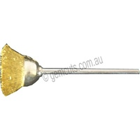 Brass Bowl Brush - 2.35mm Shaft