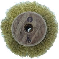 Brass Circular Brush 75mm