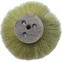 Brass Circular Brush 100mm