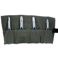 Nylon Jewellery Plier Set in Fabric Pouch