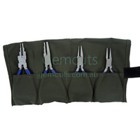 Forming Jewellery Plier Set in Fabric Pouch