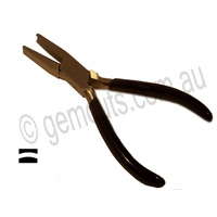Gemcuts Forming Pliers - Convex & Concave Jaws
