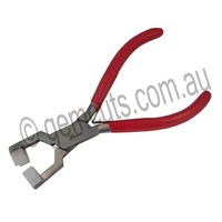 Gemcuts Nylon Jaw Pliers - Ring Bending