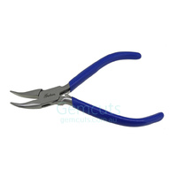 Bent Nose Jewellery Pliers 130mm