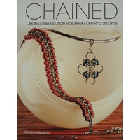 Chained: Create Gorgeous Chain Mail Jewelry