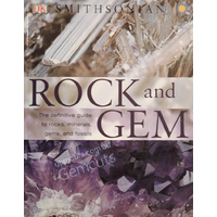 Dk Smithsonian Rock And Gem - Bonewitz