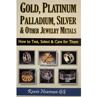 Gold, Platinum, Palladium, Silver & Other Jewelry Metals - Renée Newman