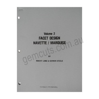 Facet Design Volume 2 - Navette/Marquise