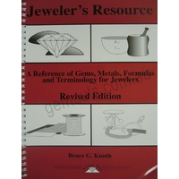 Jeweler's Resource Book - Knuth