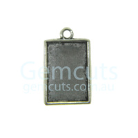 22x15mm Rectangle Setting