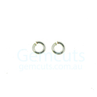 Silver Colour Jump Ring ID 2.0mm