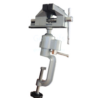 Tabletop Swivel Vice 75mm