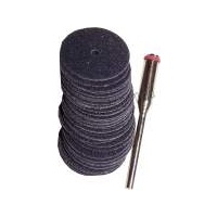 Mini Sanding Disk Pack - 36 Pieces