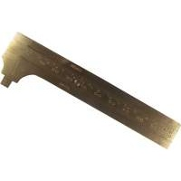 Brass Stone Gauge Large
