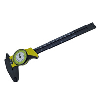 Plastic Dial Calipers 150mm