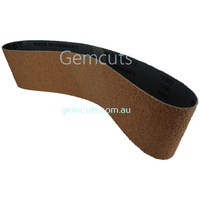 Cork Polishing Belts with Cerium Oxide