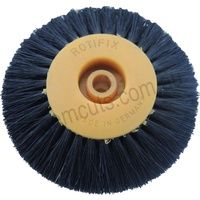 Jewellers Chungking Wheel Brush 75mm (4 Rows) Converging