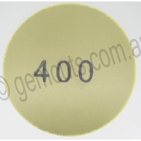 FLEXLAP Diamond Dot Plated Disk 150mm