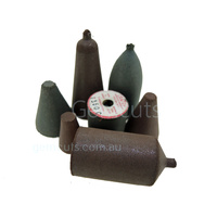 Cratex Rubberised Abrasive Cones