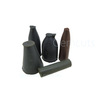 Cratex Rubberised Abrasive Points