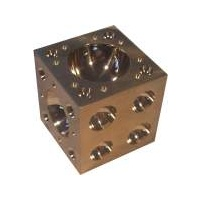 Doming Block Brass - Medium