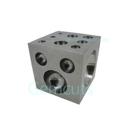 Doming Block Steel - Medium