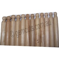 Wooden Doming Punch Set of 12