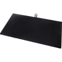 Black Felt Display INSERT 360mm x 195mm