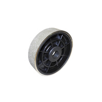 "Diamond Plated Lapidary Wheel 150mm x 50mm (6"" x 2"")"