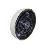 "Diamond Plated Lapidary Wheel 200mm x 38mm (8"" x 1.5"")"