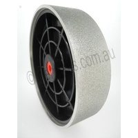 "Diamond Plated Lapidary Wheel 200mm x 50mm (8"" x 2"")"
