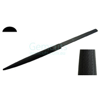Swiss Cut Half Round File 200mm