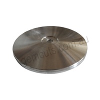 EasyPol High Speed Alloy Polishing Lap 6 Inch