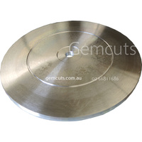 EasyPol High Speed Split Alloy Polishing Lap 8 Inch