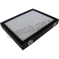 Display Box with Glass Lid 215mm x 180mm