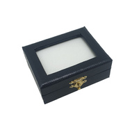 Display Box with Glass Lid 75mm x 60mm