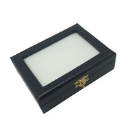 Display Box with Glass Lid 100mm x 75mm