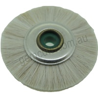 Goat Hair Buff  for Jewellers Lathe 50mm