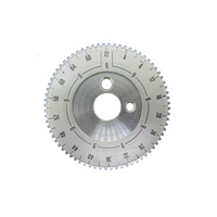 Index Wheels for Gemmasta Faceting Machine