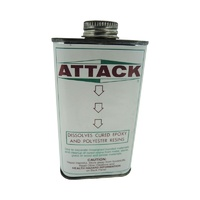Attack Epoxy Solvent