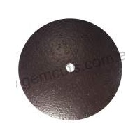 Flexible Magnetic Diamond Disk 150mm - 1/2 Inch Centre Hole