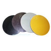 Flexible Magnetic Diamond Disks 200mm (8 Inch) - Set of 4