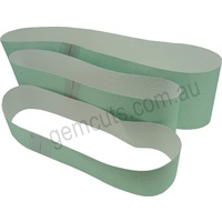 Resin Treated Polishing Belts