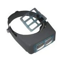 Head Loupes/Magnifiers (With 4  Optical Glass Lenses)