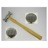 Texturing Hammer -Stripes & Cross Hatch