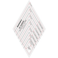 Quilting Ruler 60 Degree Diamond