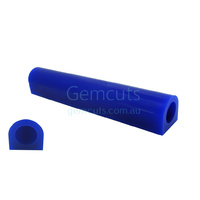 Ferris Wax T-150 SMALL FLAT SIDED Ring Tube